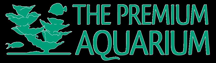 The Premium Aquarium Logo